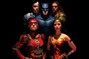 Justice League 8k