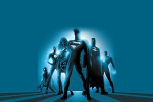 Justice League Artwork