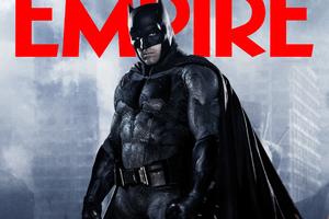 Justice League Batman Empire Magazine Wallpaper