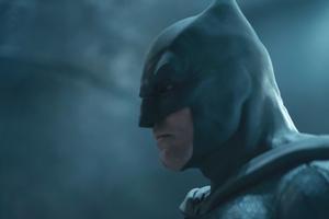 Justice League Batman Hbox Max 2021