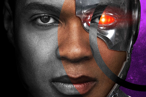 Justice League Cyborg