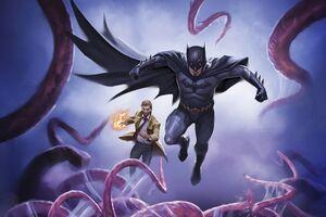 Justice League Dark 2020 4k Wallpaper