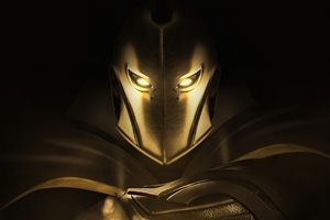 JUSTICE LEAGUE DARK DR FATE Wallpaper