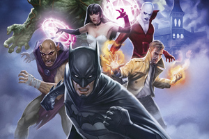 Justice League Dark Wallpaper