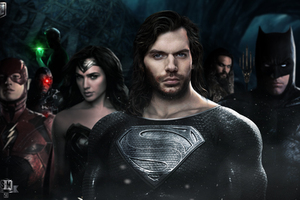 Justice League Fan Artwork