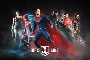 Justice League Fanart 8k Wallpaper