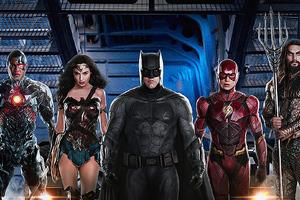 Justice League Member