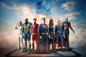 Justice League Super Friends 5k