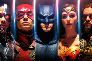 Justice League Superhero Wallpaper