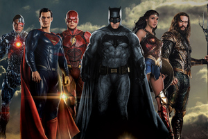 Justice League Superheroes