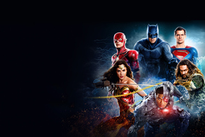 Justice League Synder Cut 2021 Wallpaper