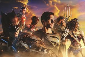Justice League Zack Synders Cut 5k Wallpaper