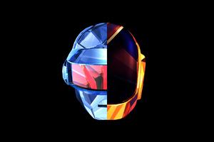 Justin Maller Daft Punk Facet 4k