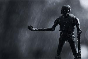 K 2SO Star Wars Wallpaper