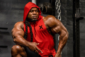 Kai Greene 5k 2018 Wallpaper