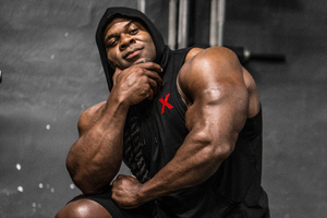 Kai Greene 5k Wallpaper