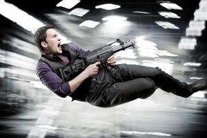 Kai Owen As Rhys Williams In Torchwood Tv Show 5k