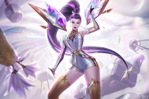 Kaisa From League Of Legends 5k Wallpaper