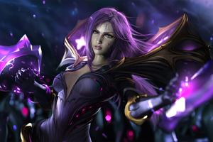 KaiSa League Of Legends 4k 2020