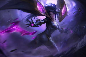 KaiSa League Of Legends 4k Artwork 2020 Wallpaper