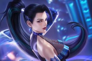 Kaisa League Of Legends Art 5k
