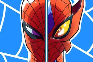 Kamen Spiderman 4k Wallpaper