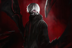 Kaneki Ken Tokyo Ghoul 4k Wallpaper