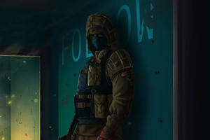 Kapkan Tom Clancys Rainbow Six Siege 2020 4k