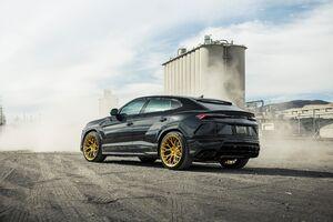 Kar Tunz Lamborghini Urus 2020 Rear