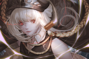 Kar98k Girls Frontline Anime Wallpaper