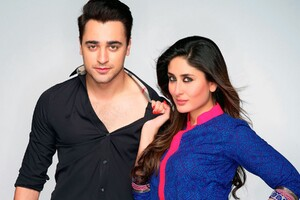 Kareena Kapoor and Imran Khan Wallpaper