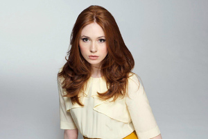 Karen Gillan 2019 New Wallpaper