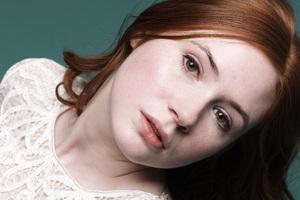 Karen Gillan Closeup