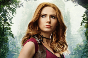 Karen Gillian Jumanji The Next Level Wallpaper