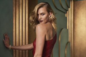 Karlie Kloss 2021 Wallpaper