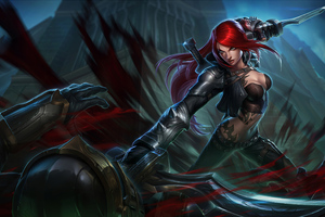 Katarina League Of Legends 2020 4k