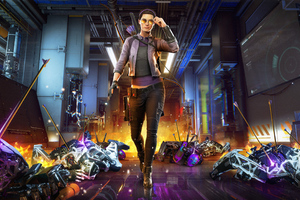 Kate Bishop Marvels Avengers Game