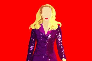Kate McKinnon In The Spy Who Dumped Me Movie Art