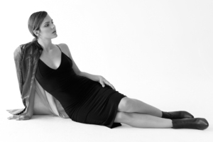 Katharine McPhee Monochrome