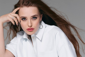 Katherine Langford Loreal Paris 2020 Wallpaper