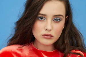 Katherine Langford Maire Claire 2019 Wallpaper