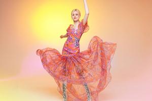 Katherine McNamara Stylecaster Magazine 4k Wallpaper