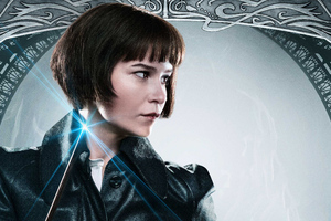 Katherine Waterston As Tina Goldstein In Fantastic Beasts The Crimes Of Grindlewald 2018