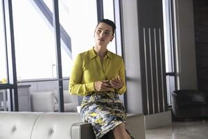 Katie McGrath In Supergirl Season 4 2018
