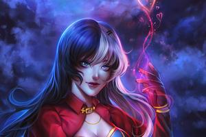 Katsu Anime Girl 4k
