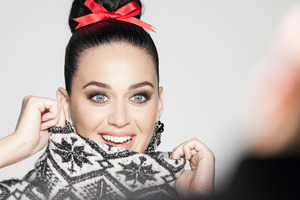 Katy Perry H AND M Photoshoot