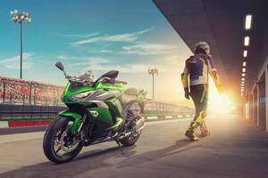Kawasaki Ninja 1000 Wallpaper
