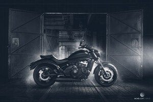 Kawasaki Vulcan S Wallpaper