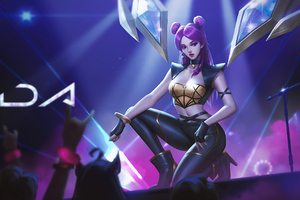 Kda League Of Legends New