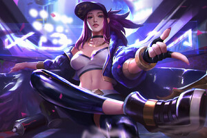 KDA League Of Legends